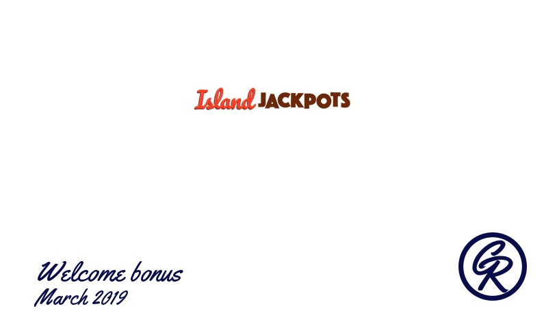 Latest Island Jackpots Casino recommended bonus, 25 Extra spins