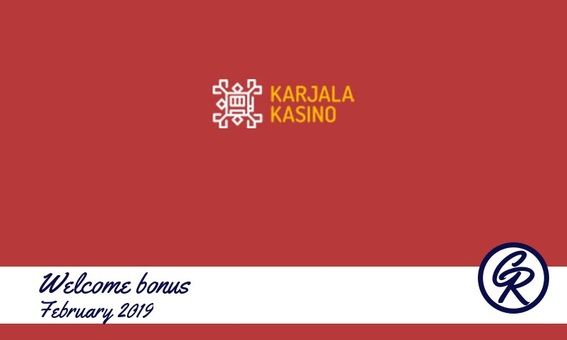 Latest Karjala Kasino recommended bonus, 100 Spins