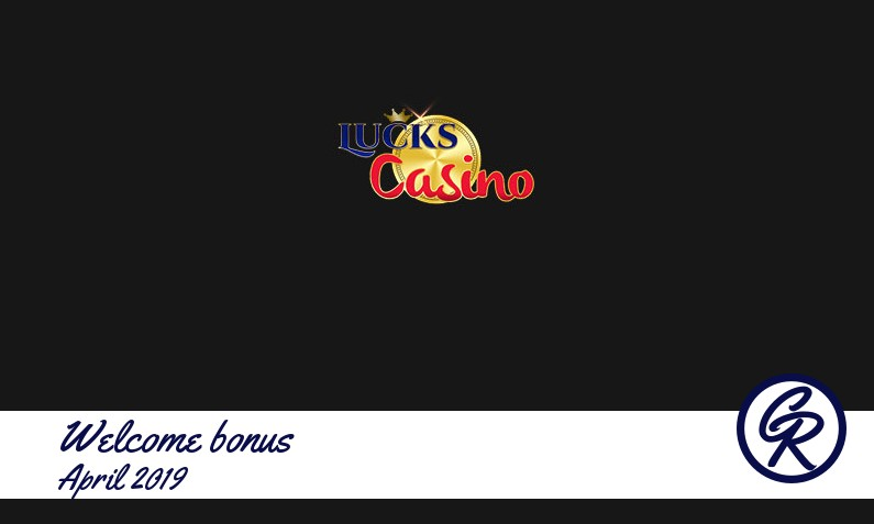 Latest Lucks Casino recommended bonus, 25 Freespins