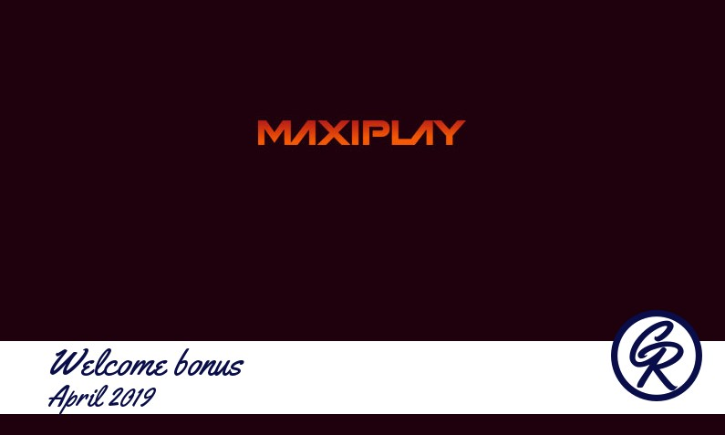 Latest MaxiPlay Casino recommended bonus April 2019, 500 Bonus-spins
