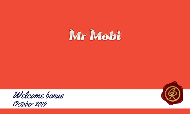 Latest Mr Mobi Casino recommended bonus, 15 Extra spins