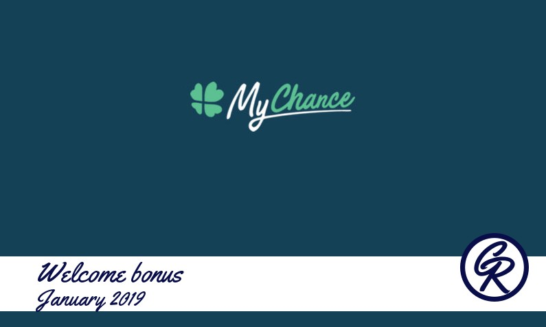 Latest MyChance Casino recommended bonus, 50 Extraspins