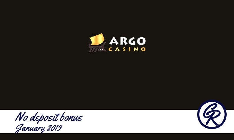 Latest no deposit Argo Casino registration bonus January 2019, 10 Free spins bonus