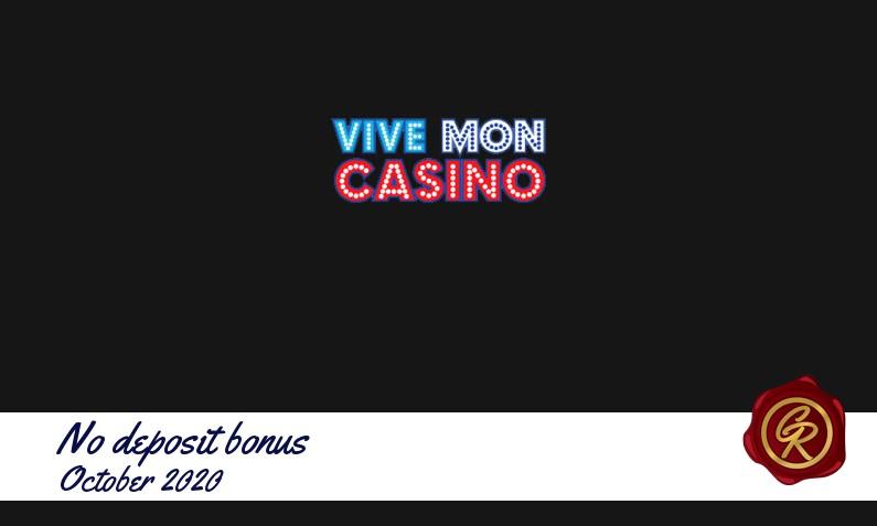 Latest no deposit Vive Mon Casino registration bonus, 80 Free-spins