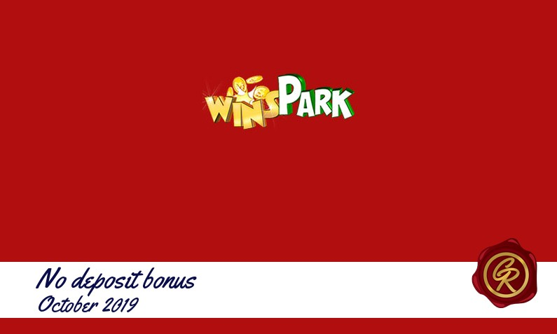 Latest no deposit Wins Park Casino registration bonus