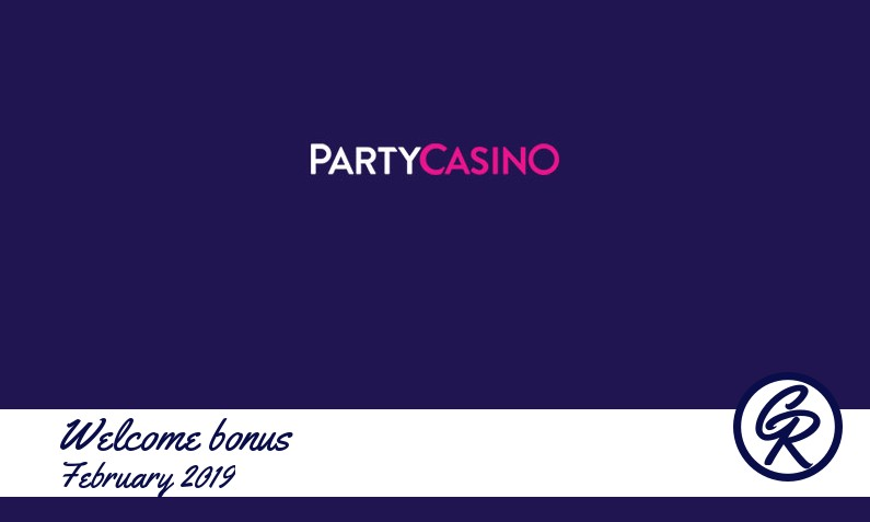Latest PartyCasino recommended bonus, 20 Extraspins