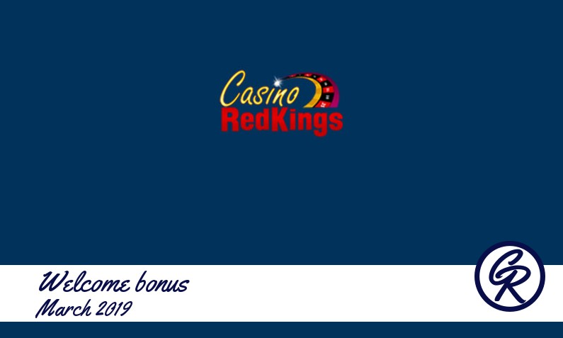 Latest Red Kings Casino recommended bonus, 15 Free spins