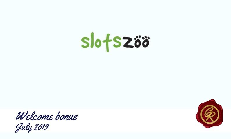 Latest Slots Zoo Casino recommended bonus