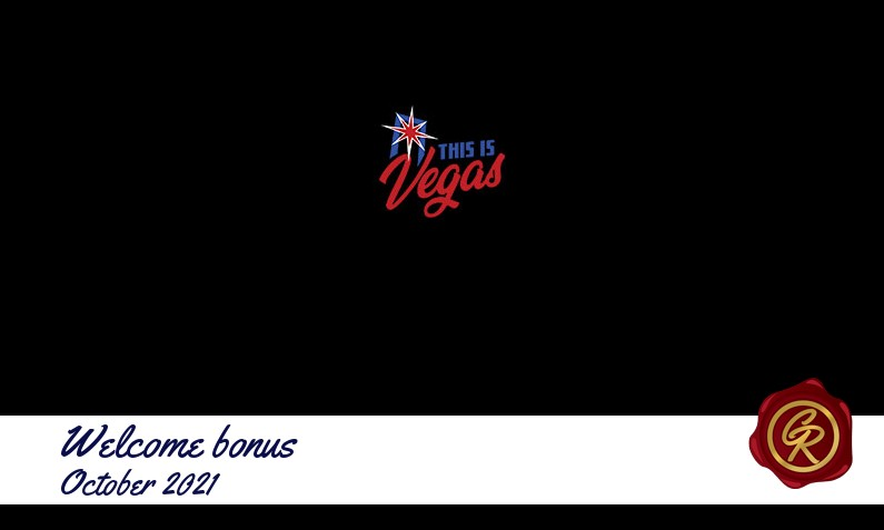 Latest This is Vegas recommended bonus, 999 Extraspins