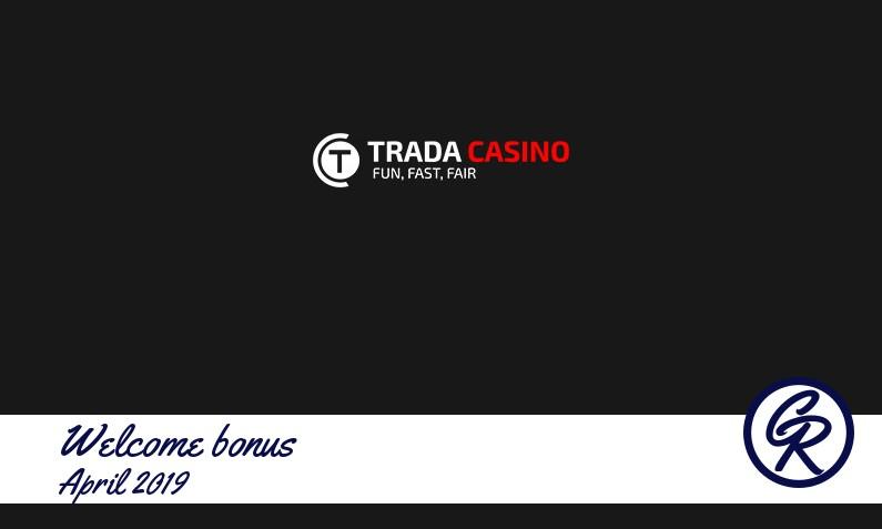 Latest Trada Casino recommended bonus, 100 Free spins