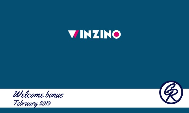 Latest Winzino Casino recommended bonus February 2019, 25 Bonus-spins