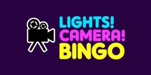 Recommended UK Bonus from Lights Camera Bingo