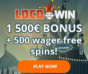Latest no deposit bonus from Locowin Casino