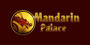 Recommended Casino Bonus from Mandarin Palace Casino