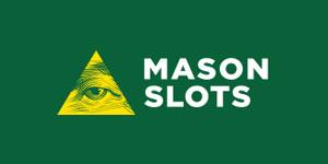Recommended Casino Bonus from Mason Slots