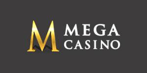 Recommended Casino Bonus from Mega Casino