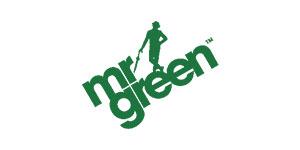 Recommended UK Bonus from Mr Green Casino
