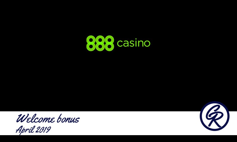 New recommended bonus from 888 Casino April 2019