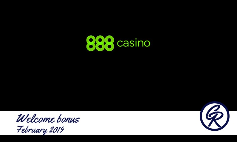 New recommended bonus from 888 Casino February 2019