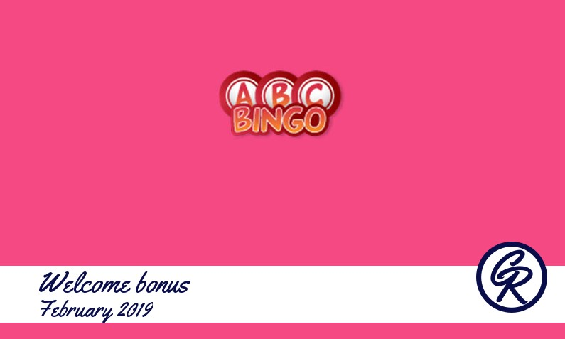 New recommended bonus from ABC Bingo Casino February 2019