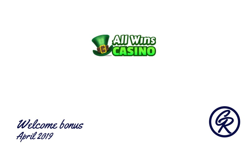 New recommended bonus from All Wins Casino, 25 Freespins