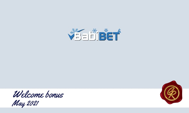 New recommended bonus from BabiBet