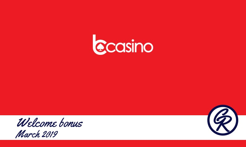 New recommended bonus from bcasino March 2019, 50 Freespins
