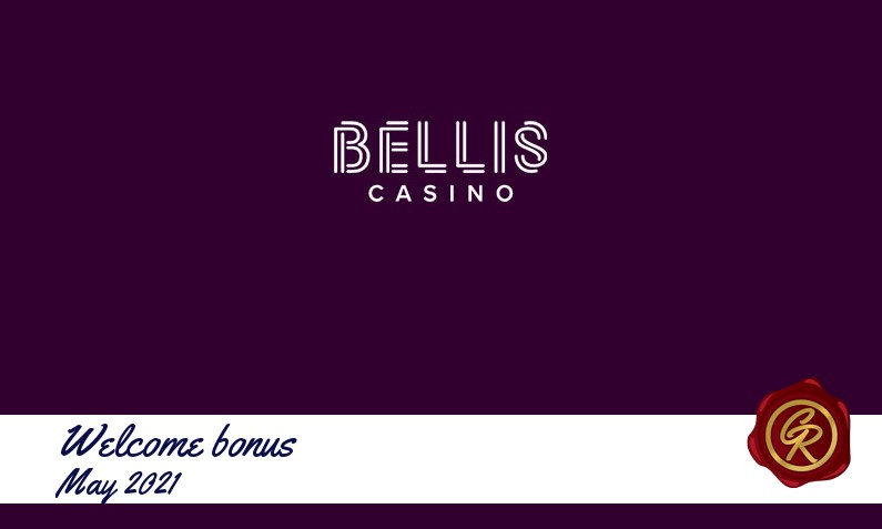New recommended bonus from Bellis Casino May 2021