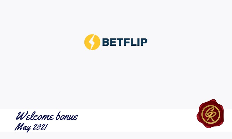 New recommended bonus from Betflip May 2021, 100 Extraspins