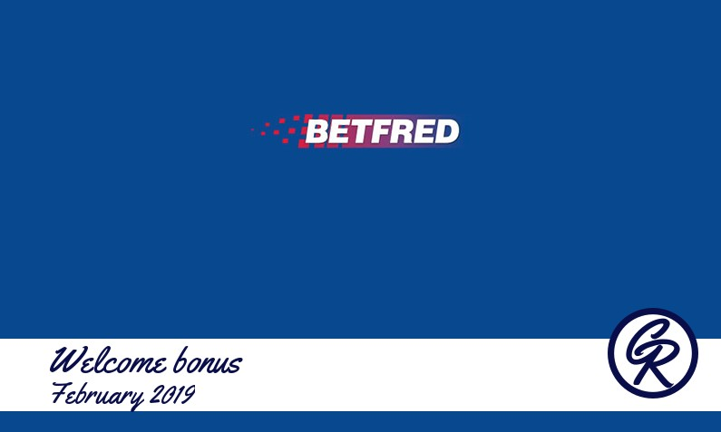 New recommended bonus from Betfred Casino February 2019, 25 Extra spins