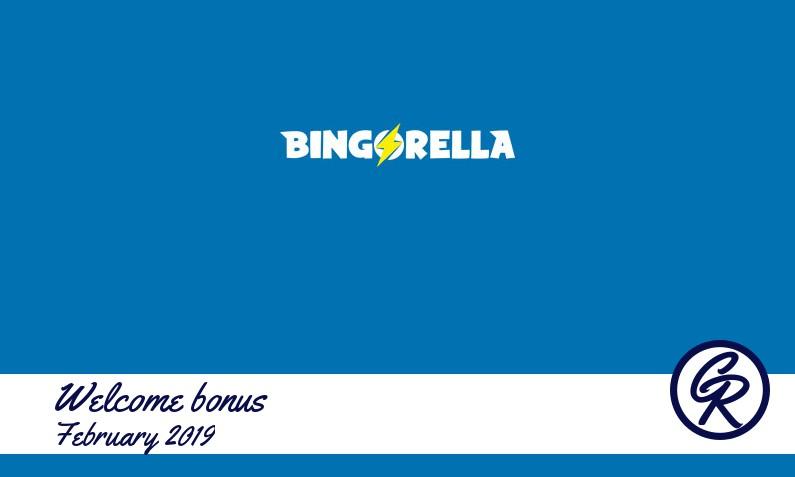 New recommended bonus from Bingorella Casino, 10 Bonus-spins