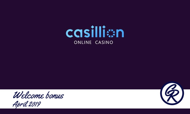 New recommended bonus from Casillion Casino April 2019, 100 Free-spins