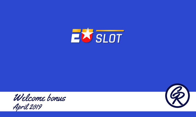 New recommended bonus from EUslot Casino, 100 Spins