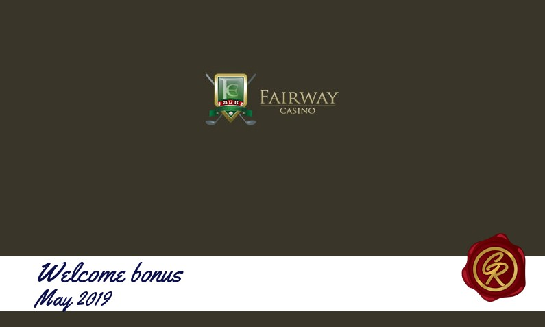 New recommended bonus from Fairway Casino