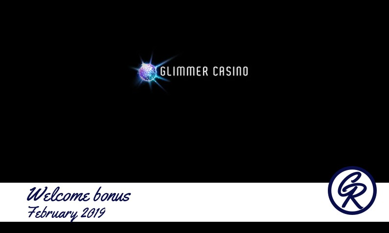 New recommended bonus from Glimmer Casino, 25 Freespins