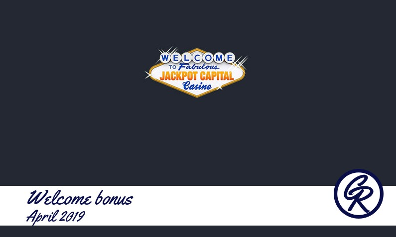 New recommended bonus from Jackpot Capital Casino April 2019, 100 Freespins