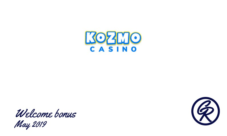 New recommended bonus from Kozmo Casino, 50 Bonus spins