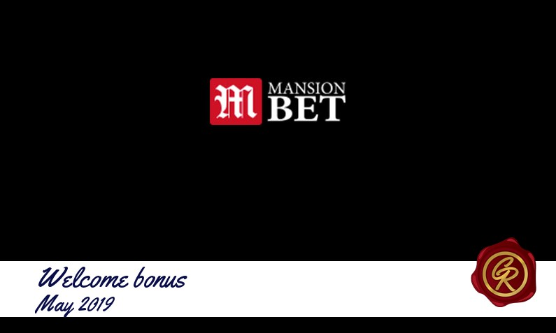New recommended bonus from MansionBet Casino