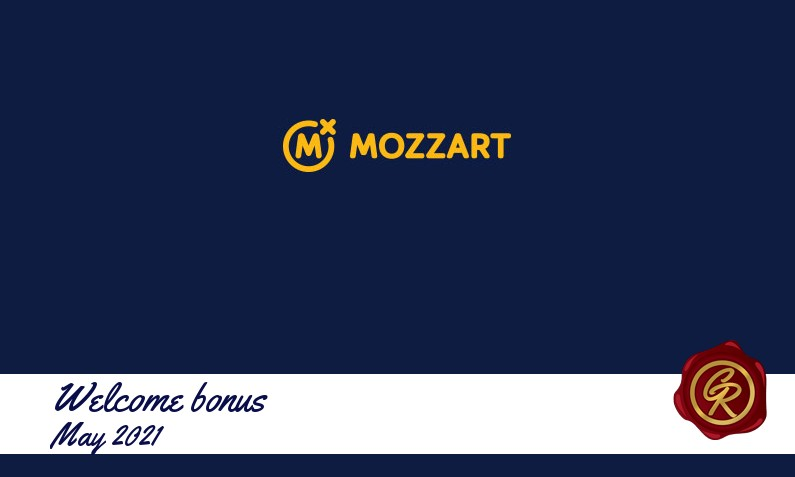 New recommended bonus from Mozzart May 2021, 100 Free spins
