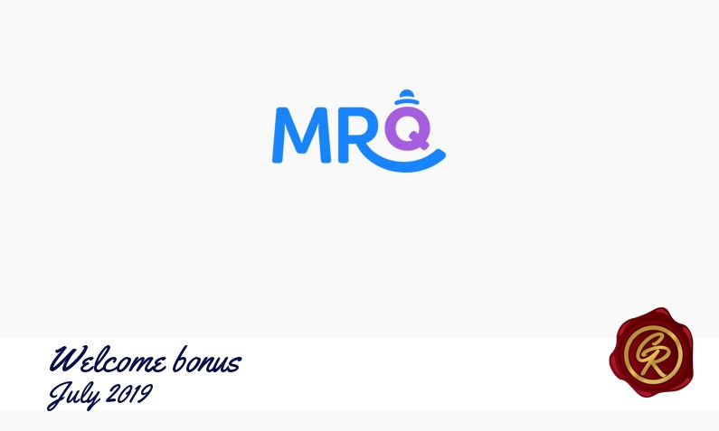 New recommended bonus from MrQ Casino, 10 Freespins