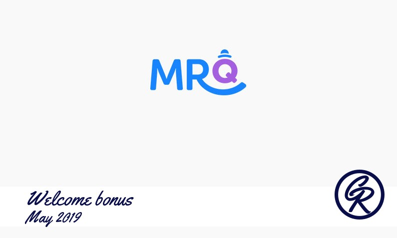 New recommended bonus from MrQ Casino May 2019, 10 Free-spins