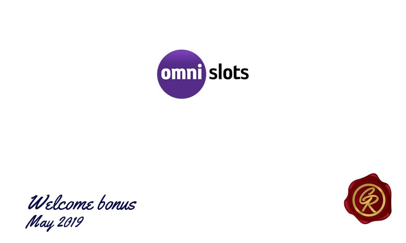 New recommended bonus from Omni Slots Casino May 2019, 50 Free spins