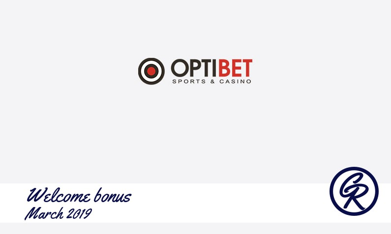 New recommended bonus from Optibet Casino March 2019, 150 Free spins