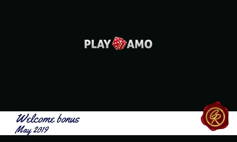New recommended bonus from Play Amo Casino, 100 Free-spins
