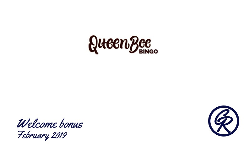 New recommended bonus from Queen Bee Bingo Casino, 10 Free-spins