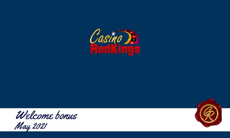 New recommended bonus from Red Kings Casino May 2021, 15 Free spins
