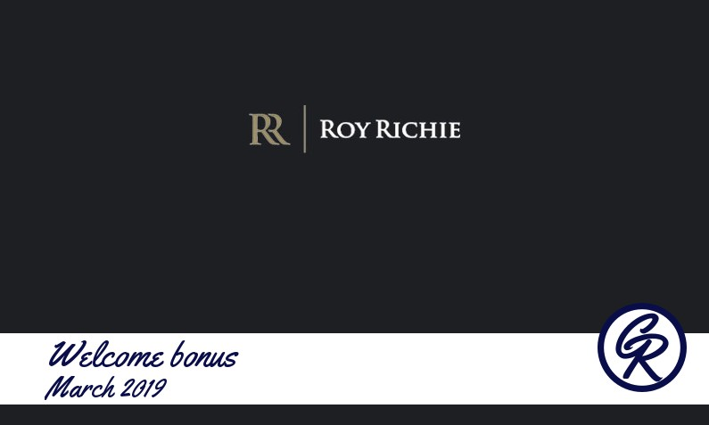 New recommended bonus from Roy Richie Casino, 100 Free spins bonus