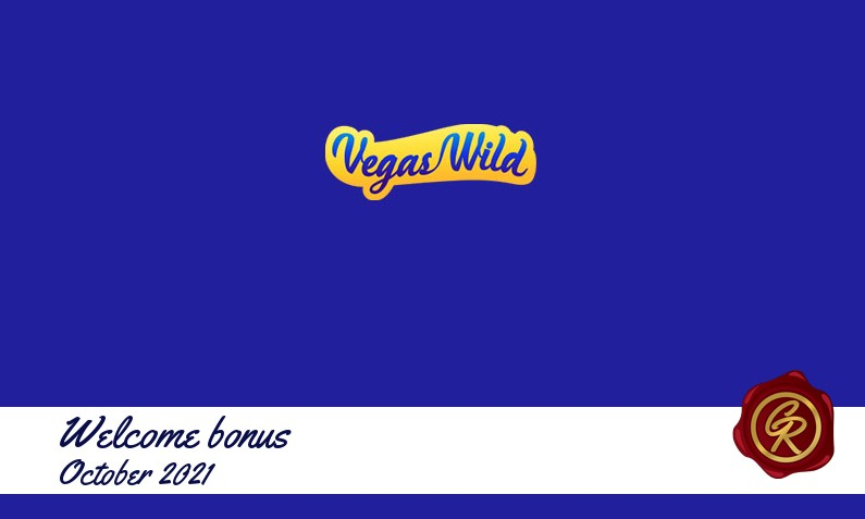 New recommended bonus from Vegas Wild, 50 Extraspins