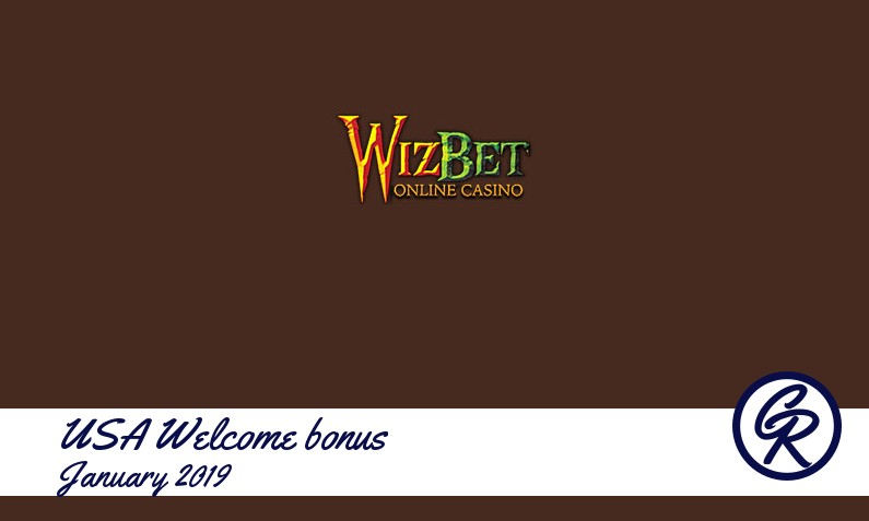 New recommended  bonus from WizBet Casino