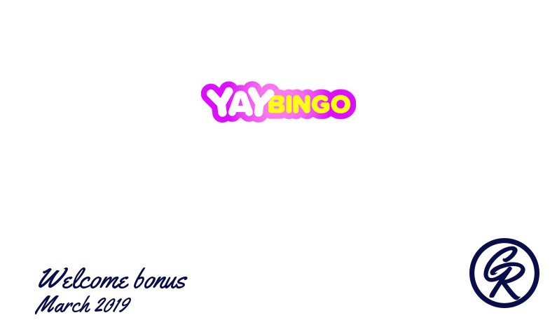 New recommended bonus from Yay Bingo Casino March 2019, 10 Extraspins
